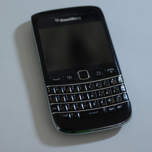 BlackBerry9790